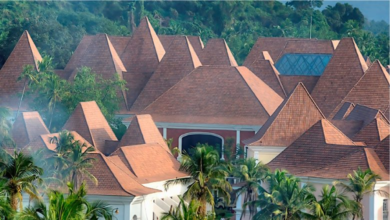 pitched_roof_section_home_grand_hyatt elabana vintage orange mineral roof tile